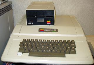 Apple II Plus