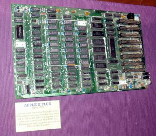 Apple II Plus Motherboard