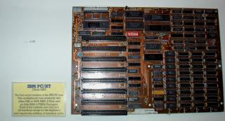 IBM PC/XT Motherboard